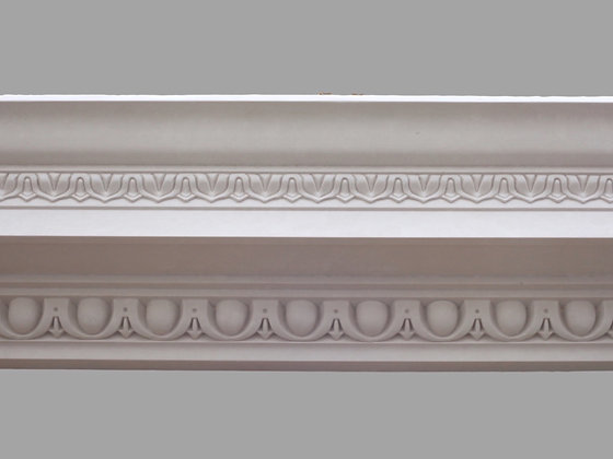 CL-CC06 Classic Plaster Cornice.  Projection: 220mm.  Height: 175mm.