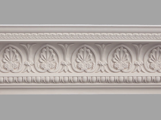 CL-CC08 Classic Plaster Cornice.  Projection: 190mm.  Depth: 220mm.