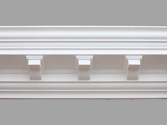 CL-CC03 Classic Plaster Cornice.  Projection: 180mm.  Depth: 180mm.