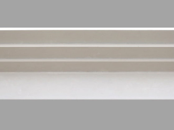 CL-A05 Art Deco Plaster Cornice.  Projection: 163mm.  Height: 75mm.