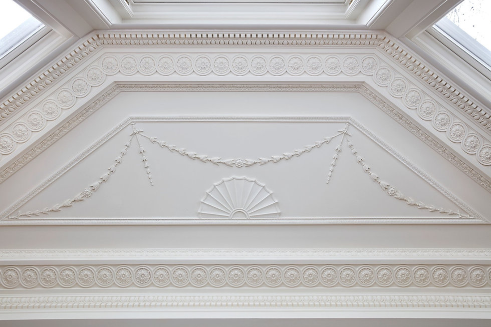 Cornice Store Plaster Classic Cornice collection