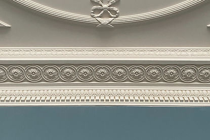 Cornice London Plaster panel Cornice collection