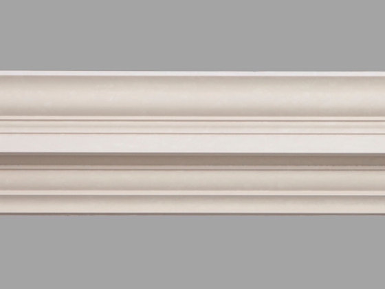 CL-G09 Georgian Plaster Cornice. Ceiling Projection: 130mm. Wall Height: 140mm.