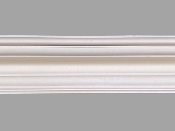 CL-E06 Edwardian Plaster Cornice. Ceiling Projection: 160mm. Wall Height: 150mm.
