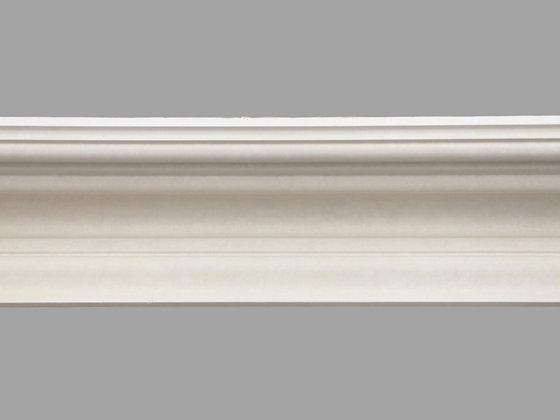 CL-VE18 Victorian/Edwardian Plaster Cornice.  Projection: 205mm.  Depth: 115mm.