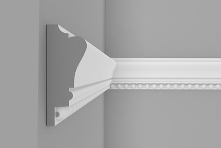 Cornice Store Plaster Panel Moulding collection