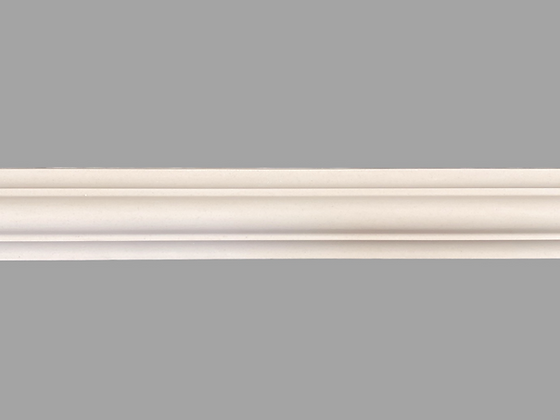 CL-P01  Plaster Panel Moulding.  Width: 52mm.  Height: 29mm.