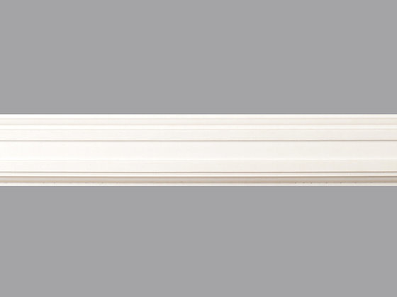 CL-P11  Plaster Panel Moulding.  Width: 70mm.  Height: 22mm.