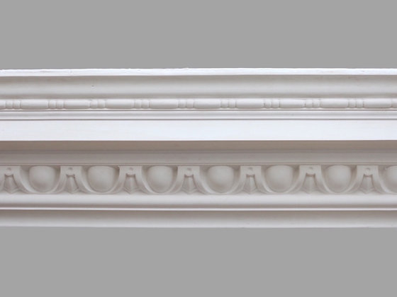 CL-CC04 Classic Plaster Cornice.  Projection: 140mm.  Depth: 175mm.