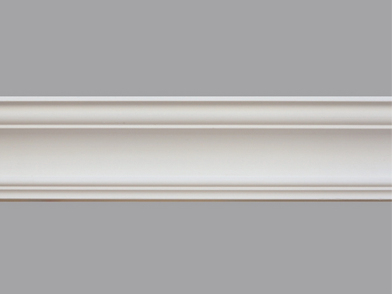 CL-R10 Regency Plaster Cornice.  Ceiling Projection: 72mm.  Wall Height: 100mm.