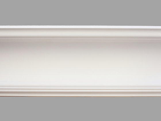 CL-E11 Edwardian Plaster Cornice.  Projection: 210mm.  Height: 210mm.