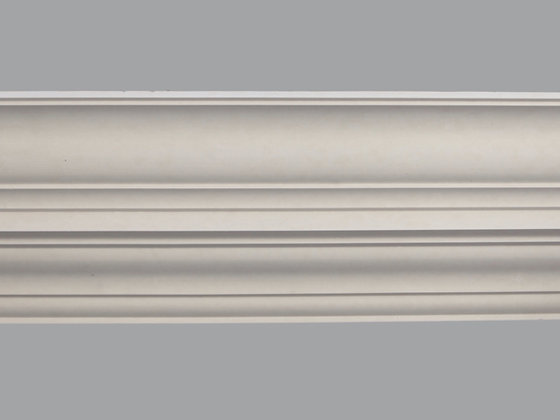 CL-E16 Edwardian Plaster Cornice.  Projection: 195mm.  Height: 200mm.