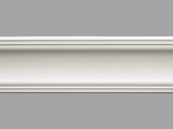CL-VE01 Victorian-Edwardian Plaster Cornice.  Projection: 110mm. Height: 97mm