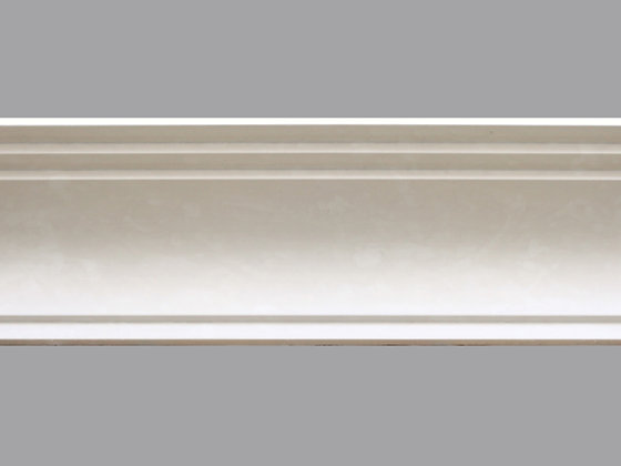 CL-A03 Art Deco Plaster Cornice.  Projection: 140mm.  Height: 115mm.