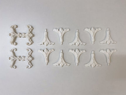 Cornice London Bespoke Clay modelling and Bespoke Plaster Service