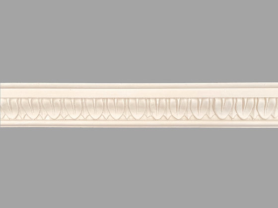 CL-P04  Plaster Panel Moulding.  Width: 45mm.  Height: 15mm.