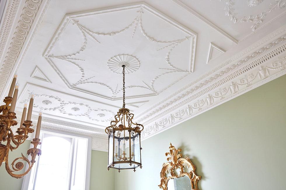 Cornice London Plaster ceiling restoration page