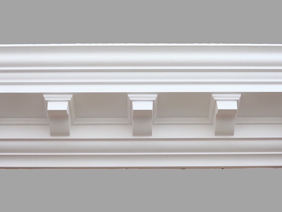 CL-CC03 Classic Plaster Cornice. Ceiling Projection: 180mm. Wall Height: 180mm.