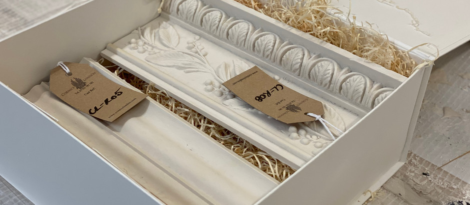WHY ORDER A CORNICE SAMPLE!