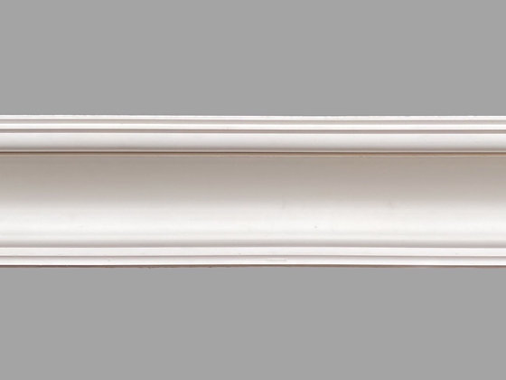 CL-V16 Victorian Plaster Cornice.  Projection: 140mm.  Height: 90mm.