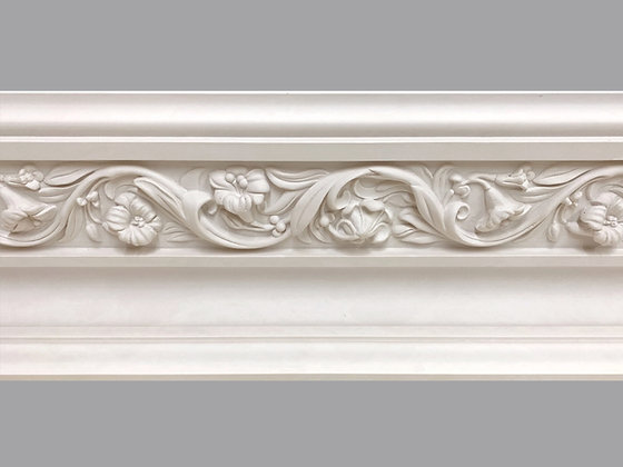 CL-VE20 Victorian Plaster Cornice.  Ceiling Pro: 260mm.  Wall Height: 140mm.