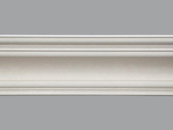 CL-VR14 Victorian/Regency Plaster Cornice.  Projection: 175mm.  Depth: 150mm.