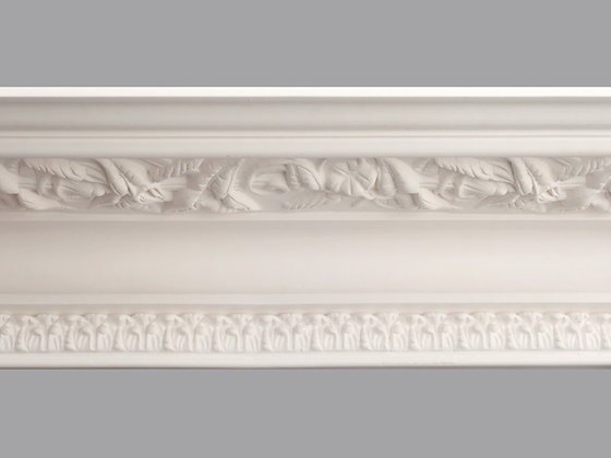 CL-V21 Victorian Plaster Cornice.  Projection: 290mm.  Height: 170mm.