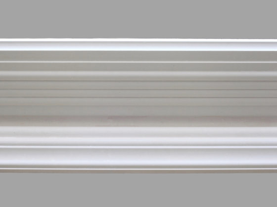 CL-E09 Edwardian Plaster Cornice.  Projection: 150mm.  Height: 105mm.