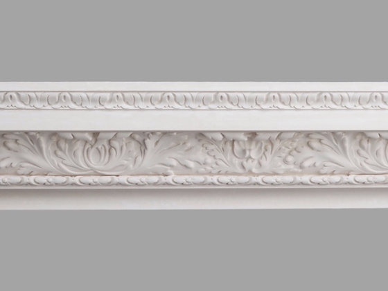 CL-CC11 Classic Plaster Cornice. Ceiling Projection: 95mm. Wall Height: 140mm.
