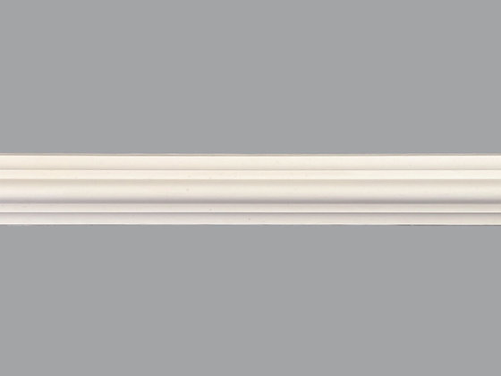 CL-P02  Plaster Panel Moulding.  Width: 45mm.  Height: 30mm.