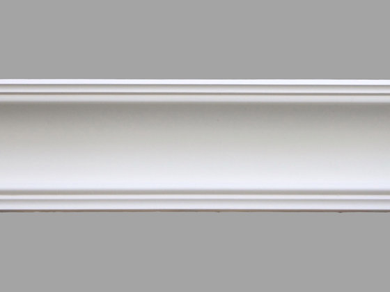 CL-VE02 Victorian/Edwardian Cornice. Ceiling Pro: 125mm. Wall Height: 110mm
