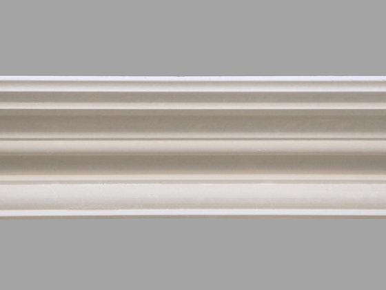 CL-E07 Edwardian Plaster Cornice.  Projection: 153mm.  Depth: 70mm.
