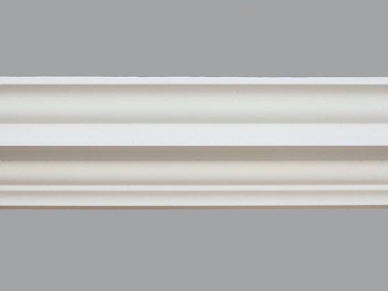 CL-G07 Georgian Plaster Cornice.  Projection: 80mm.  Height: 105mm.