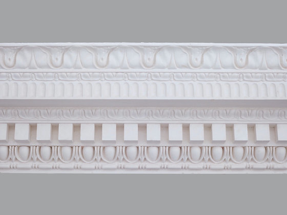 CL-CC10 Classic Plaster Cornice.  Projection: 170mm.  Depth: 240mm.