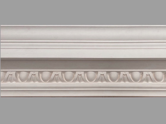 CL-CC14 Classical Plaster Cornice. Ceiling Projection: 175mm. Wall Height. 175mm