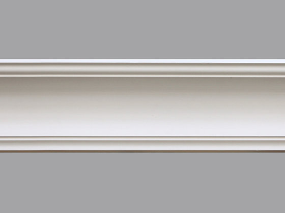 CL-VE03 Victorian/Edwardian Plaster Cornice.  Projection: 110mm.  Height: 120mm.