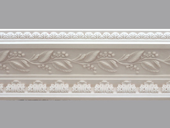 CL-R09 Regency Plaster Cornice.  Ceiling Projection: 190mm.  Wall Height: 85mm.