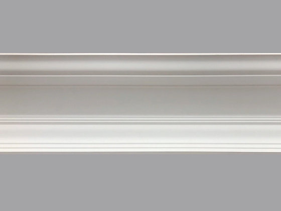 CL-R17 Regency Plaster Cornice.  Ceiling Projection: 170mm.  Wall Height: 85mm.