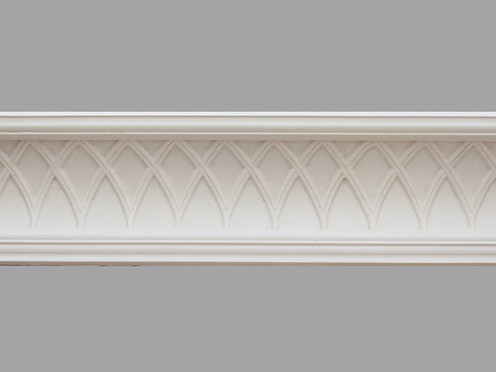 CL-R07 Regency Plaster Cornice.  Ceiling Projection: 110mm.  Wall Height: 100mm.