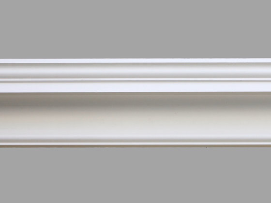 CL-R03  Regency Plaster Cornice.  Ceiling Projection: 130mm. Wall Height: 125mm.