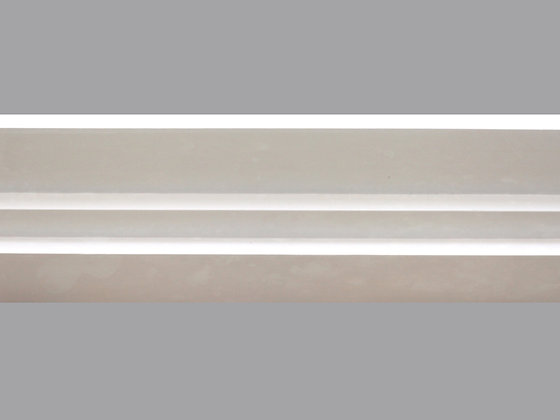 CL-A01 Art Deco Plaster Cornice.  Projection: 155mm.  Height: 45mm.