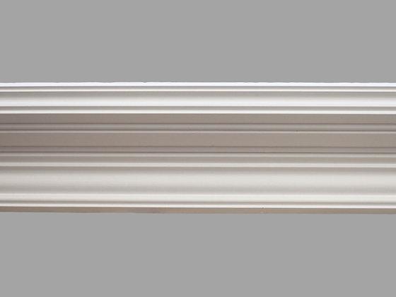 CL-RG16 Regency/Georgian Cornice. Ceiling Projection: 185mm. Wall Height: 57mm