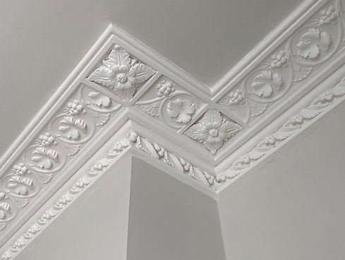 Cornice London Match to Existing Cornice service