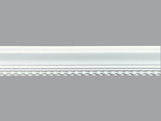 CL-P09  Plaster Panel Moulding.  Width: 75mm.  Height: 30mm.