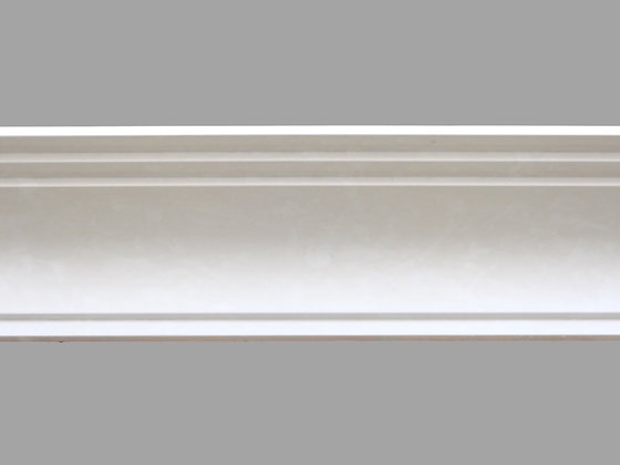 CL-A03 Art Deco Plaster Cornice. Ceiling Projection: 140mm. Wall Height: 115mm.