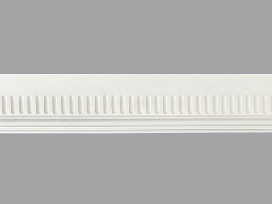CL-P05  Plaster Panel Moulding.  Width: 100mm.  Height: 24mm.