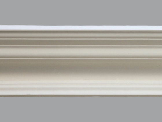 CL-V25 Victorian Plaster Cornice.  Projection: 230mm.  Height: 125mm.