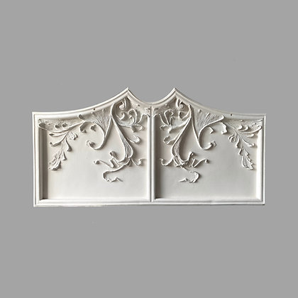 CL-WP02  Plaster Wall Panel.   Height: 550mm.Width 1080mm. Depth 35mm.