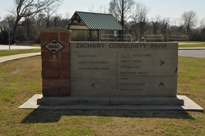 6 Awesome parks in Zachary, LA