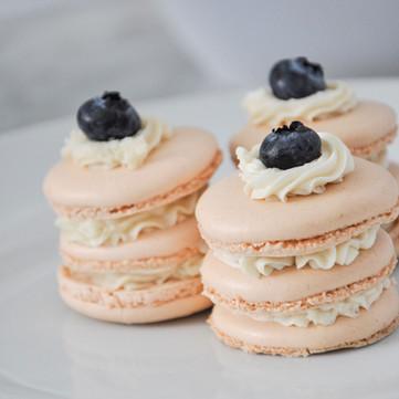 pancake macarons